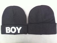 boy london - BOY London beanie hat worn by Rhianna boy hat