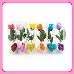 Wholesale Love roses soap box spend valentine s day gifts gifts color can choose