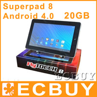Wholesale 20GB Flytouch Android GPS inch Tablet PC G G G G