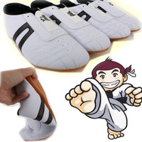 Wholesale Taekwondo Kung Fu Karate Tai Chi Martial Training shoes Footwear Sneakers