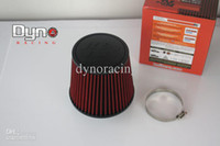 Wholesale Universal mm and mm height K amp N Cold Air Intake Air Filter