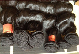 Wholesale 3pcs velvet malaysian body wave human hair weft extension g pc