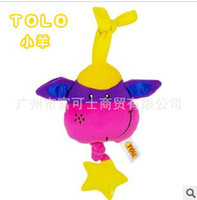 baby music boxes - crib toys TOLO Baby crib toys music box Musical bells infant newborn toys