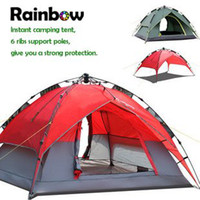 Wholesale Retail High quality Instant tent Automatic camping tent person Double layer
