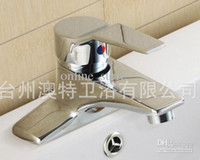 Wholesale Basin Faucet Bath Faucets Zinc Alloy The IELTS associated taps Bathroom Sink Faucets