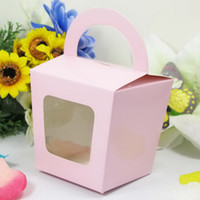 Wholesale 2013 new style Cupcake box