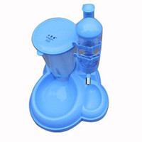 other other other Pet supplies saidsgroupsdirector automatic feeder victualling bucket bowl lift type beads water dispenser