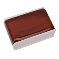 Wholesale Free Ship From USA Violin Viola Cello Rosin From Austria Brown Y00365