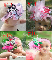 Hair Bows Blending as picture 5-6 inch girls hair bow with feather grosgrain baby hair clips hair bows satin baby hairbows flower hair bows aa1