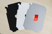 Wholesale Vinyl pvc Carbon Fiber Sticker For Ipad Mini back Guard For Ipad Mini via DHL