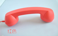 Wholesale Portable Native POP Union Phone Handset for mm phone the retrol handset