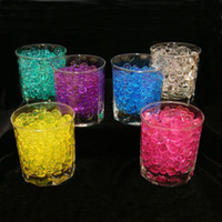 Wholesale Crystal Water Gel Beads Pearls Gem for Wedding Party Decor Centerpieces