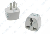 australia pin plug - UK US EU Universal to AU AC Power Plug Adapter Travel pin Converter Australia