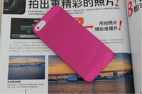 Wholesale Matte Clear Slim Case Skin Cover For iPhone S G Frosted Thin Stylish