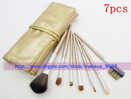 Wholesale New professional Sets Travel Makeup brush set Pieces set Professional Brush set