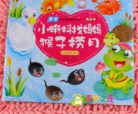 Wholesale Champion the baby gold medal children story book early books department ma3 guang za2 s urn jung