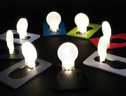Wholesale Christmas Gift LED Lighting for Promotion Color Optional Mini LED Credit Card Light Certification CE FCC ROHS