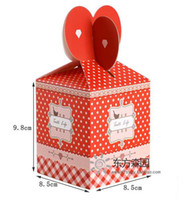 Wholesale New arrival Christmas exquisite gift box mix color folded Christamas gift box
