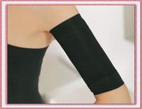 arm slimming belt - Hot New Upper Arm Shaper sport gym Belt Calorie Off Massage Slimming hand Arms Shaper pairs
