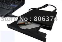 Wholesale New fashion High quantity External USB Slim x DVDRW DVD RW DL DVD CD RW Burner Writer Drive for All laptop PC UK Mac