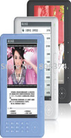 Wholesale New fashion Digital Pocket Edition G Inch Ebook Reader black color
