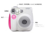 Wholesale The Fuji time imaging the Polaroid mini7s pink camera stand looks mini7s to camera at a loss Discoun