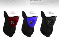 Wholesale Cold Protection Mask Riding Masks Wind cold skiing outdoor riding hood protecting the face mask