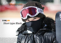 Wholesale Hot Sale Cold Protection Mask Riding Masks Wind cold skiing outdoor riding protect face masks
