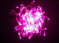 Wholesale 10pcs Xmas holiday LED String Light M V V Decoration Light for Christmas Party Wedding