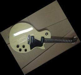 Wholesale 101128 Custom Shop Junior Reissue VOS Cream JR Electric Guitar OEM Musical Instruments