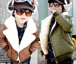 Childrens Sheepskin Coats | Down Coat