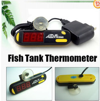 Wholesale ADA Submersible LED Digital Display Thermometer Fish Aquarium Tank