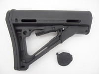 Wholesale CTR Carbine Stock Commercial Spec for Rifle or Airsoft with box For AEG Black CTR BK