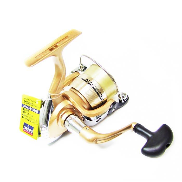 daiwa world spin 2500 metal spinning fishing reel cheap fishing, Fishing Reels