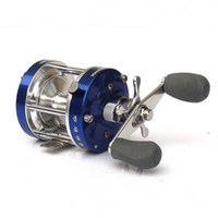 Wholesale Famous cl40 metal drum wheel lure rod wheel lure wheel fish reel boat fishing vessel fishing tackle