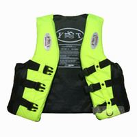 Wholesale Adult professional life vest snorkeling fishing beach upstream adrift water ski