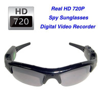 Cheap Mini DV Hidden Video Camera Best Micro SD/TF Less than 2'' Video Camera Sunglasses