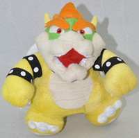 Wholesale Retail Cute super Mario Bros plush toy quot Cute BOWSER Plush TOY Doll stuffed plush Toy FigureToy