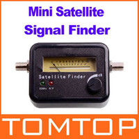 Wholesale Satellite Signal Finder Meter For Sat Dish LNB DIRECTV Freeshipping Dropshipping H8684