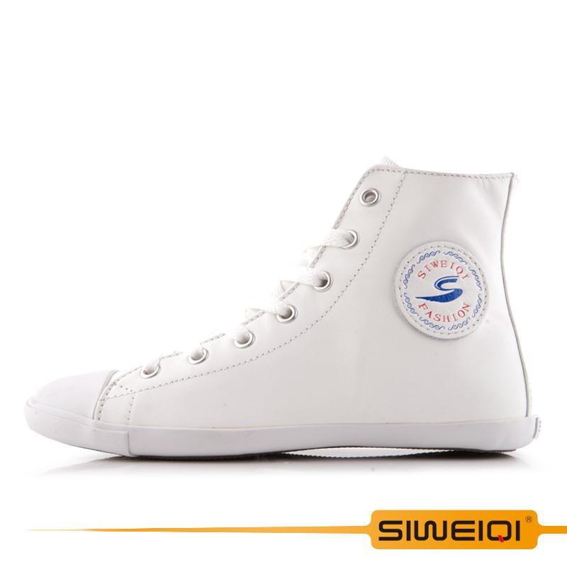 Casual White Tennis Shoes for Women