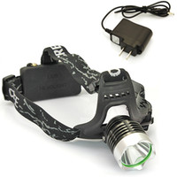 Wholesale k11 Lm CREE XM L XML T6 LED Headlamp Rechargeable Headlight