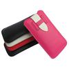 Slim Leather Case Cover buckle for apple iPhone 5 5G DHL Ship 100pcs lot