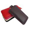 Flip Leather Case Cover Pulling tape Pouch For iPhone 5 Free dhl ship 200pcs lot