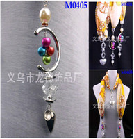 Wholesale jewelled pendant necklace alloy imitation pearl jewelry scarf with women original factory supply
