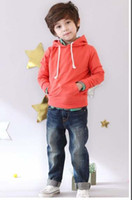 Wholesale Baby Wear Kids Clothes Children Hoodie Sweatshirts Kids Activewear Hoodie Pullover Child Clothing