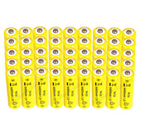 Wholesale 30x High Quality AA Rechargeable Battery Pack Ni Cd mAh v Toys Garden Solar Power Lights