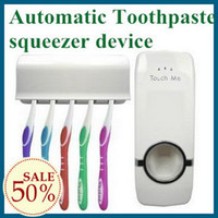 Wholesale Factory Price Everyday items Automatic Toothpaste squeezer device