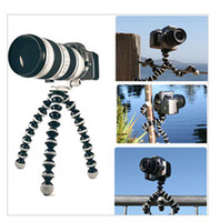 Wholesale 20x Unique Tripod Mini Portable Flexible Digital Camera DV Tripod Gorillapod Size S Mix Color