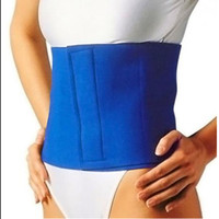 Wholesale Fitness Fat Cellulite Burner Slimming Body Shaper Waist slim Belt Lost Weight H9119