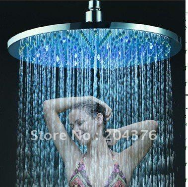 cheap rain shower head. 500 mm top big rain shower head LED ceiling full  Roselawnlutheran